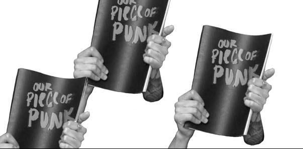 Lesung: Our Piece of Punk – ein queerfeministischer Blick auf den Kuchen