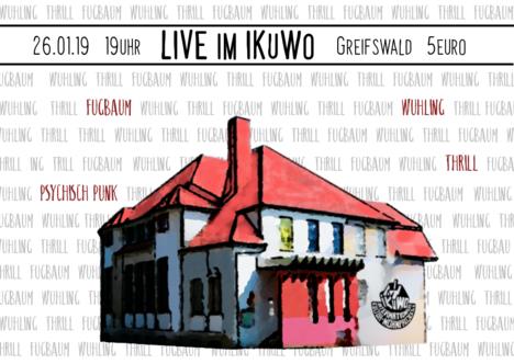 Live im IKUWO