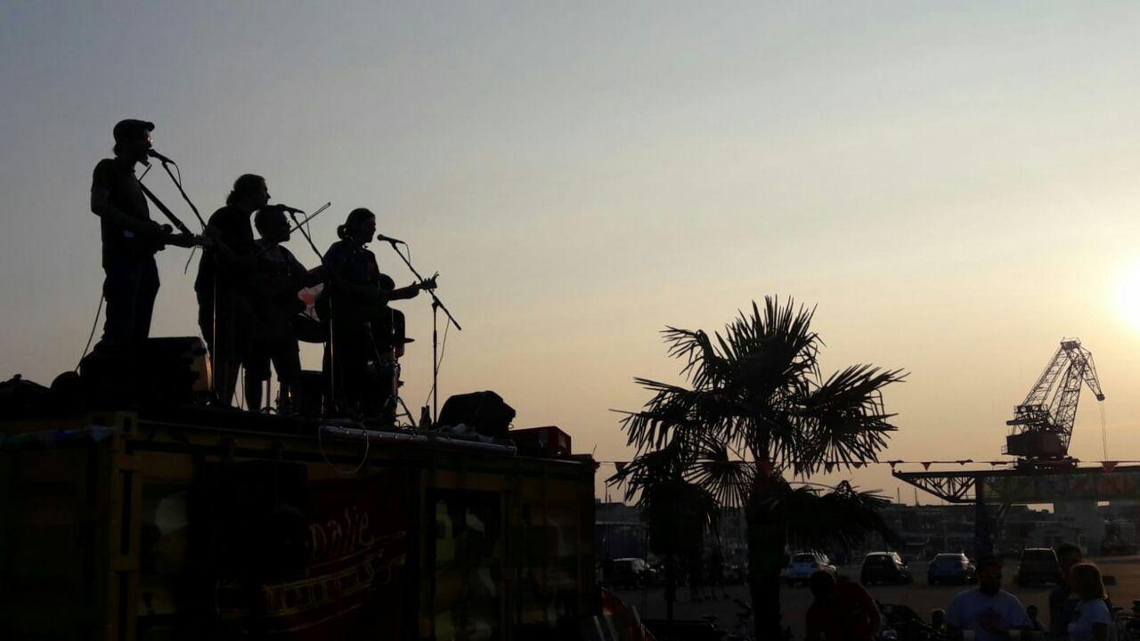 Konzert: Lappalie & Lonesome George
