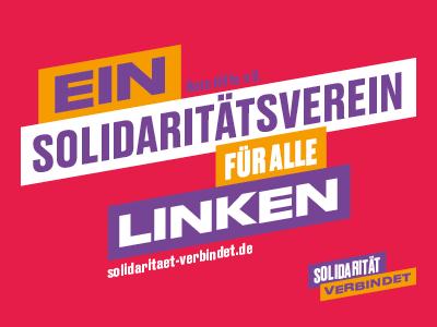 "Rote Hilfe: ""Solidarität verbindet"""