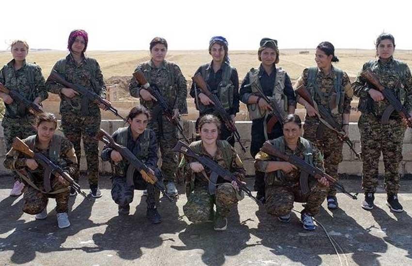 Rojava, eine frauenzentrierte Alternative zum Patriarchat im Mittleren Osten