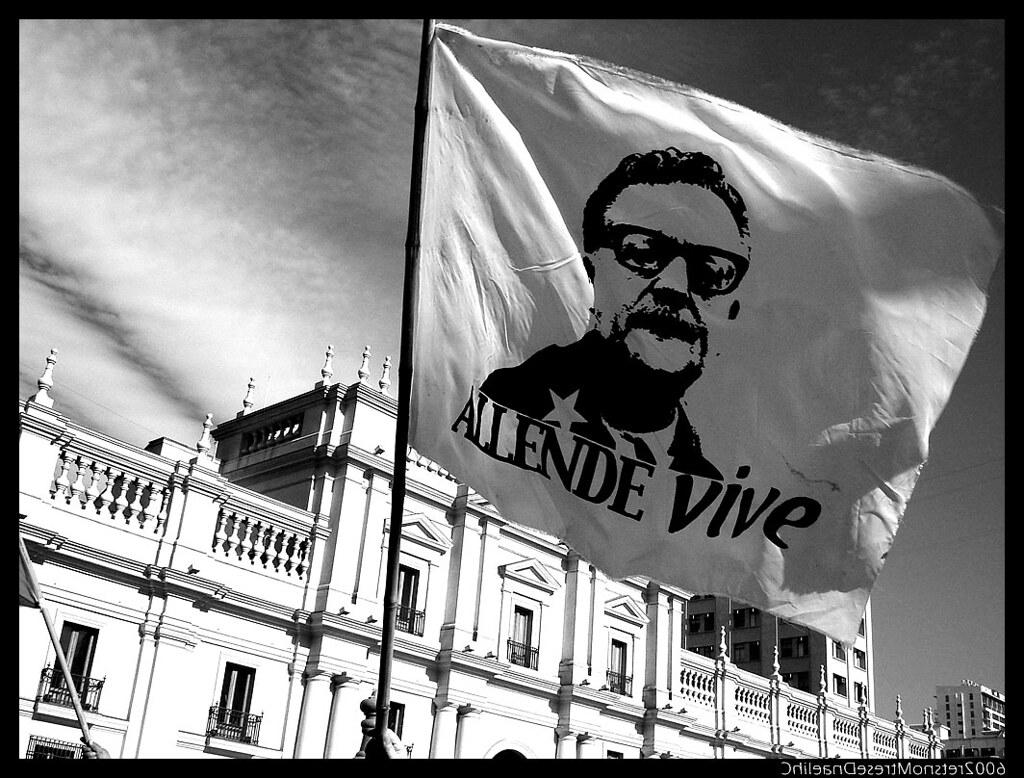 Film: Allendes Enkel